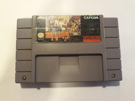Fita Snes Final Fighter Original