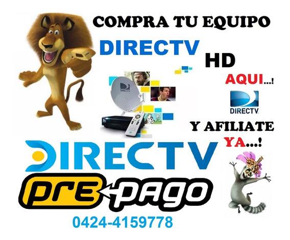 Decodificador Directv Kit Hd Tienda Fisica Sale A Su Nombre