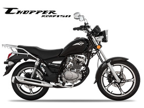 Haojue Chopper Road 150