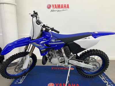 Yamaha Yz 250x Azul 2020