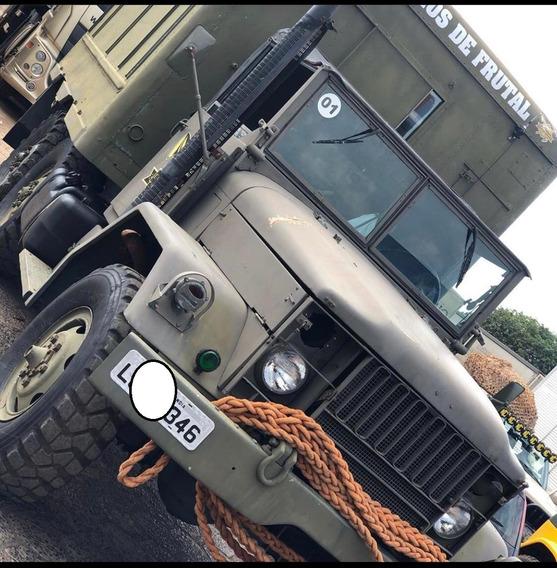 Caminhão Militar Americano Reo 1960 Restaurado