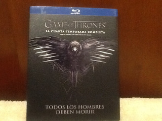 Juego De Tronos Temporada 4 Completa 4 Blu Ray