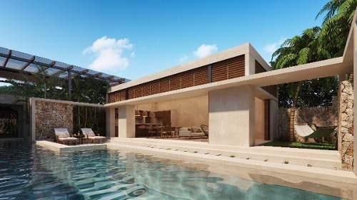 Venta De Villa Sa Tuna Lujosa En Tulum Excelente Inversión