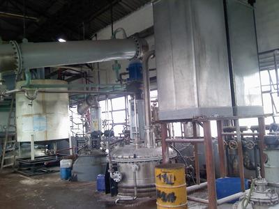 Excelente Planta De Sintesis Quimica Y Fraccionamiento