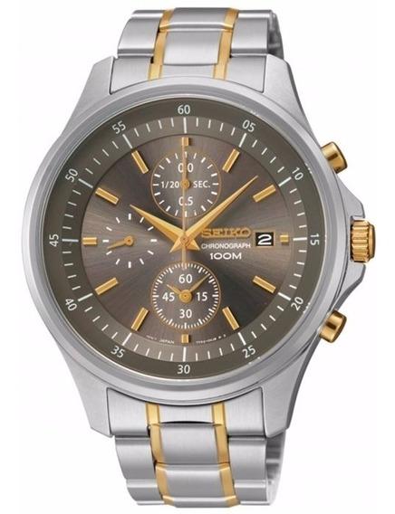 Relógio Seiko Cronógrafo Mod 7t92cm/5 - Produto Original