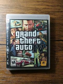 En Venta Gta 4 Playstation 3 Ps3 Buen Estado !!