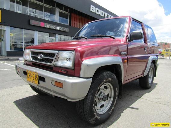 Daihatsu Feroza Cabinado