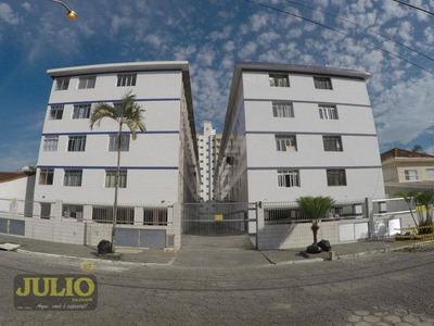 Apartamento Kitnet No Canto Do Forte Em Praia Grande Edificio Balsamo Excelente Localização Kitão - Kn0019