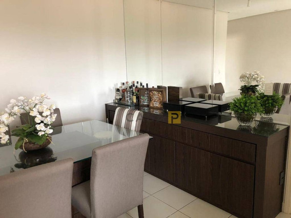 Apartamento Com 3 Dormitórios À Venda, 78 M² Por R$ 380.000 - Parque Fabrício - Nova Odessa/sp - Ap0471