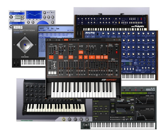 Pack Korg Legacy Collection Special Bundle Mac Os X