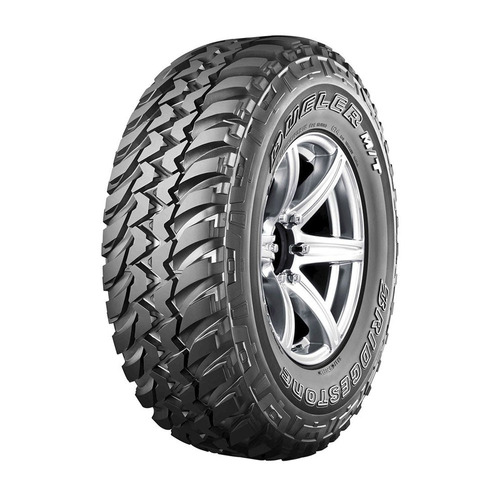 Cubierta 265/65 R17 Dueler M/ T 674 Bridgestone Cuotas Envío