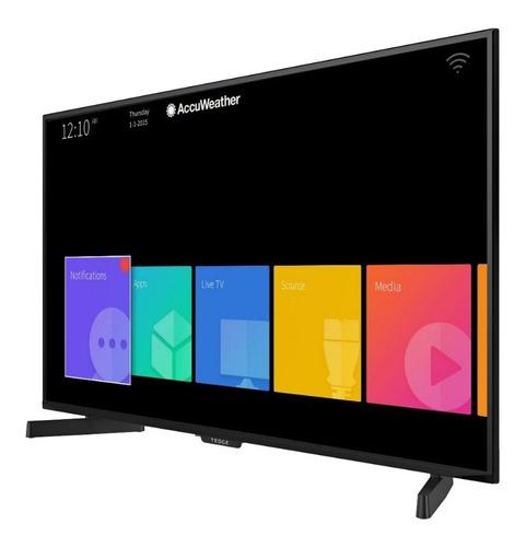 Smart Tv 43 Pulgadas Full Hd - Tedge