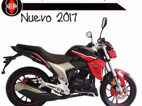 Moto Gilera Vc 200 Nacked Modelo 2017 0km