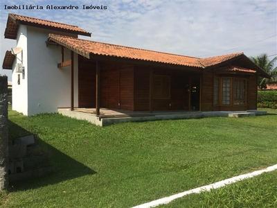 Casa Em Condomínio Para Venda Em Guapimirim, Cotia, 3 Dormitórios, 1 Suíte, 2 Banheiros, 3 Vagas - C-459