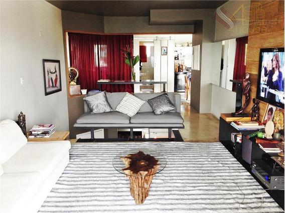 Apartamento Duplex Para Venda E Locação Em Predio Exclusivo, Vila Madalena (l) - Ap0701