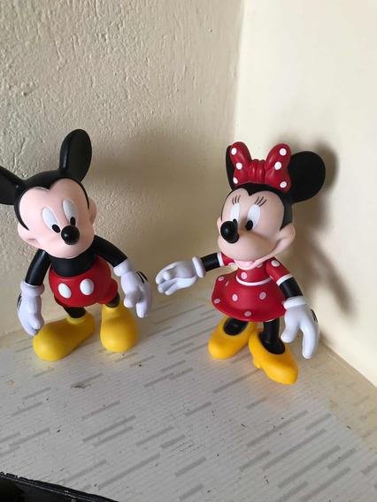 Brinquedos Casal Mickey