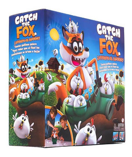 Catch The Fox / Atrapa Al Zorro Despacho Gratis Stgo