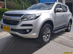 Chevrolet Trailblazer Trailblazer Ltz At