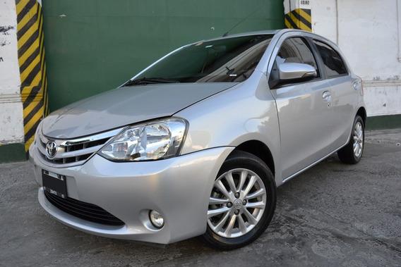 Toyota Etios Xls 5pts 2015 / 1ºdueño / 50.000km