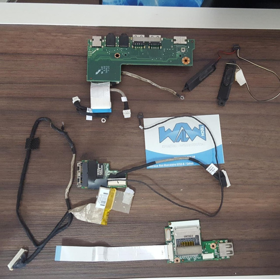 Cce Win E352: Flat + Auto-falante + Placa Usb