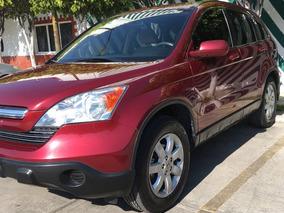 Camioneta 2007 Única Dueña Factura De Honda