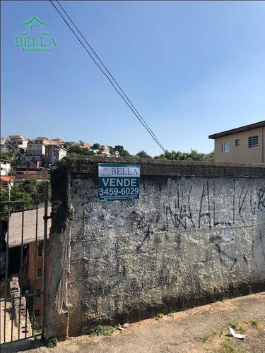 Terreno Comercial À Venda, Vila Zulmira, São Paulo. - Te0206