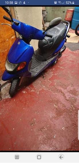 Moto Suzuki Space An 100 Mod. 2006
