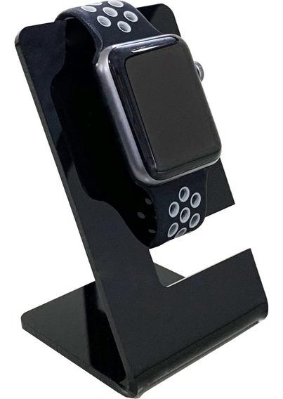 Suporte Apple Watch Relógio Mesa Universal Display Acrílico