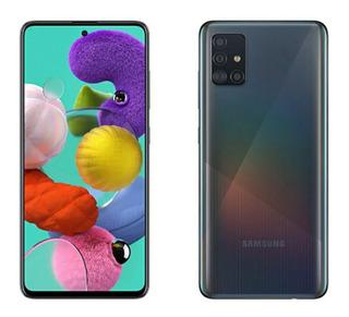 Celular Samsung A71 /128gb/ 6ram + Vidrio Y Forrogoma