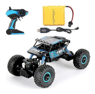 Camioneta 1/18 2.4g 4wd (4x4) Rock Crawler Rc Car