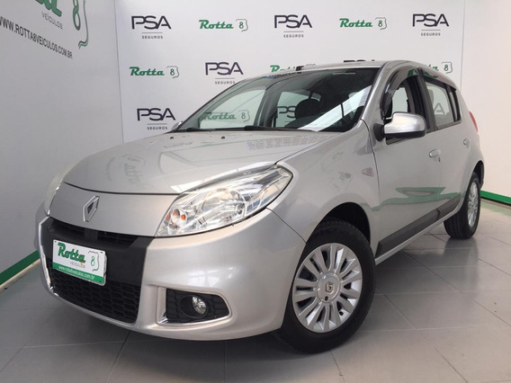 Sandero 1.6 Privilege 16v Flex 4p Manual - Completo !!!