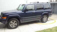 Jeep Commander Suv 4.7 4x4 Mec./autom. Glp 3 Filas, Motor Ok