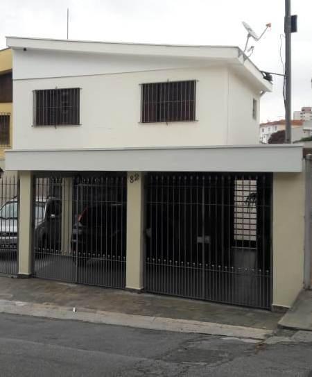 Sobrado À Venda, 3 Quartos, 3 Vagas, Tucuruvi - São Paulo/sp - 507