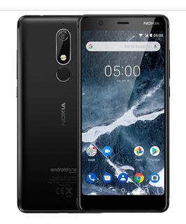 Celular Nokia 5.1 Android One Nuevo