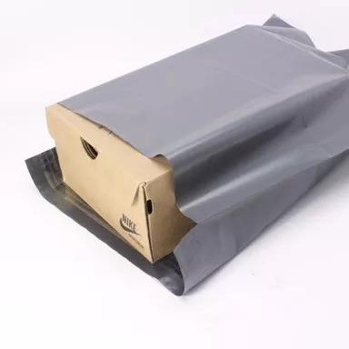 Envelope Cinza De Segurança Lacre Saco 26x36 26 X 36-100 Un