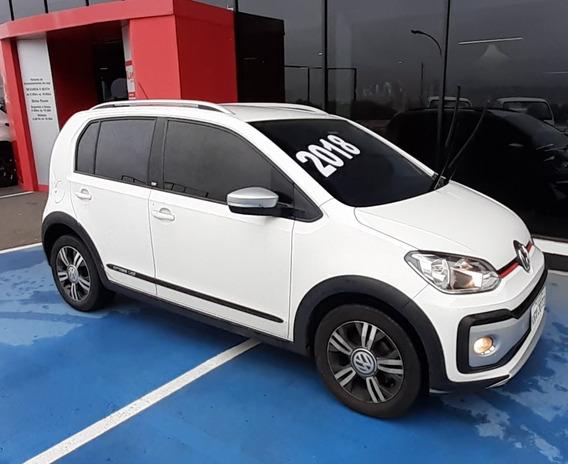 Volkswagem Up Cross 1.0 Tsi 4 Portas Branco
