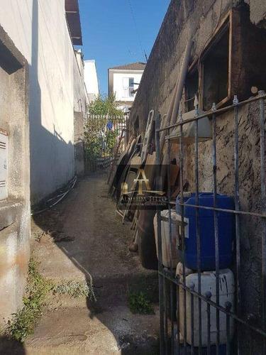 Imagem 1 de 13 de Terreno À Venda, 250 M² Por R$ 530.000,00 - Jardim Dos Camargos - Barueri/sp - Te0696