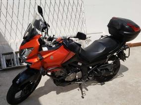 Moto Doble Propósito Vstrom Suzuki 650