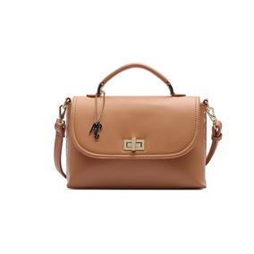 f828b40e2 Bolsa Baoluolan Fashion Bag - Bolsas Femininas Marrom no Mercado ...