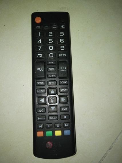 Controle Remoto Tv Lg 32ln5400