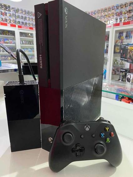 Xbox One Fat 500gb Impecável