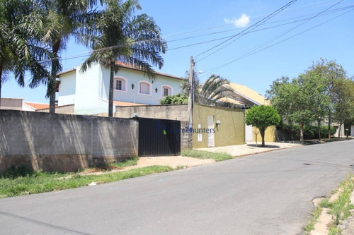 Terreno À Venda Na Vila Brandina - Te0996