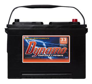 Batería Dynamo Tipo 42-330 Vw Sedan, Combi, Caribe, Atlantic, Chevy, Platina, Entrega A Domicilio Cdmx Y Edomex