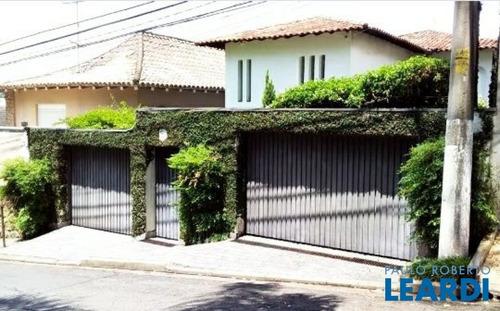 Casa Em Condomínio - Panamby  - Sp - 632736