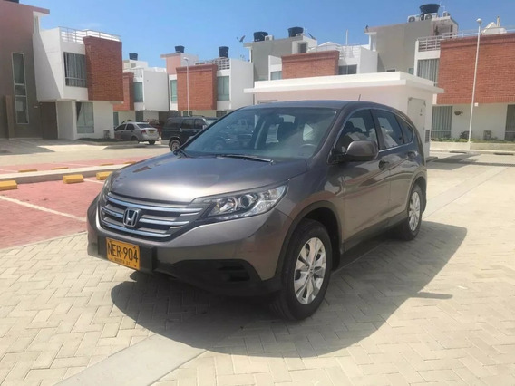 Honda Cr-v 2wd Lxc - At