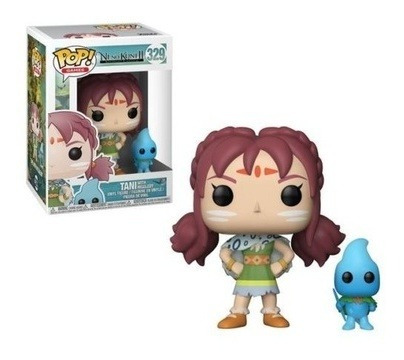 Figura Funko Pop! Games Nino Kuni Ii Tani With Higgledy