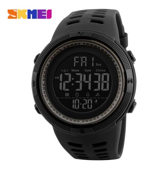 Relógio Esporte Skmei Modelo 1251, Quartzo, Anti-shock
