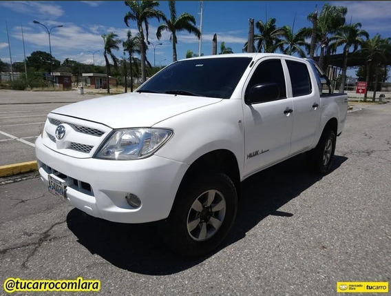 Toyota Hilux 4x4 Sincrónico