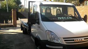 Vendo Plancha Iveco Daily 2013-sitema Hidraulico