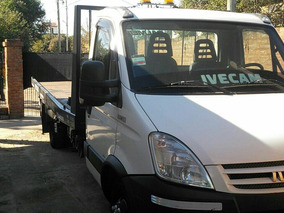 Iveco Daily 2014 - Plancha Sist.hidraulico. Impecable.